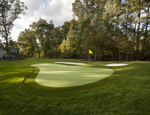 Synthetic Putting Green Installation Service